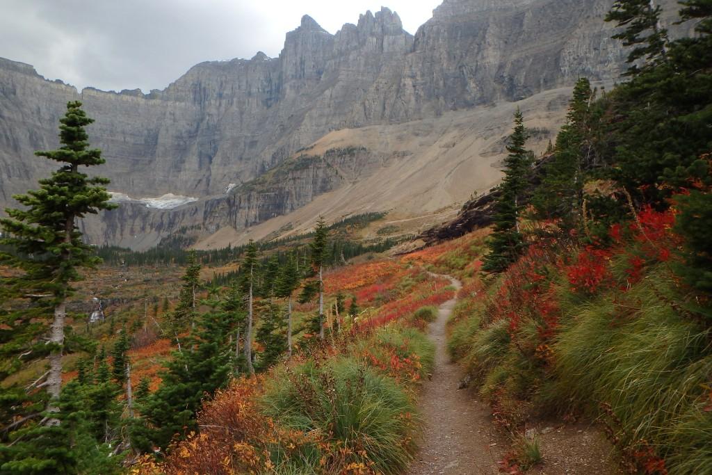 Ptarmigan Wall, Glacier National Park