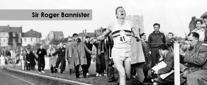 Romancing Roger Bannister