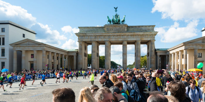 The Magic Of The Berlin Marathon