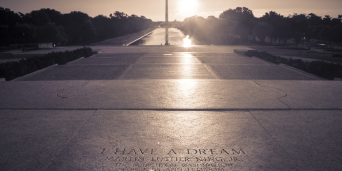 Invoking The Vision Of Dr. Martin Luther King Jr.